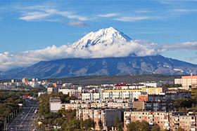 Онлайн веб-камеры Петропавловске-Камчатского и Камчатки на сайте