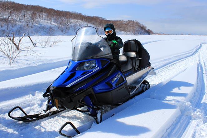 Туры и экскурсии на снегоходах на Камчатке - туры и экскурсии на Камчатке