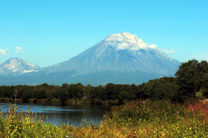 Вулкан Корякский - туры и экскурсии на Камчатке