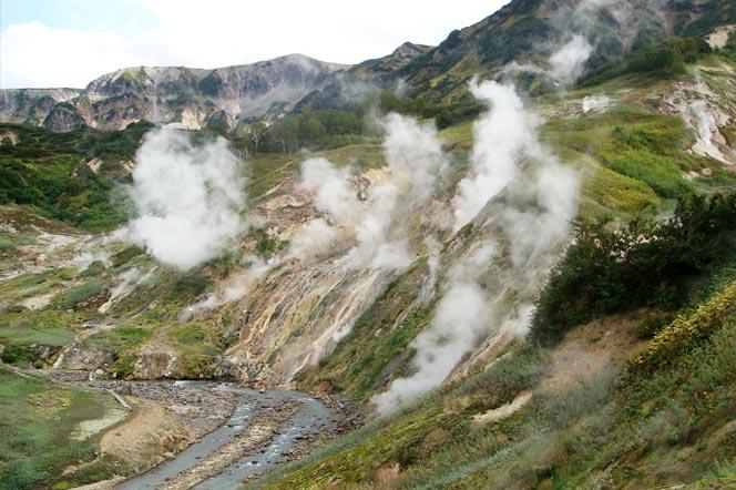 Долина Гейзеров на Камчатке - туры и экскурсии на Камчатке