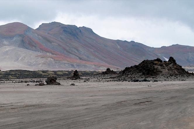 Кальдера вулкана Горелого - туры и экскурсии по Камчатке
