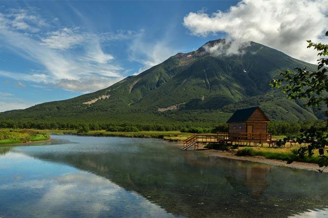 Ходуткинские горячие источники - туры и экскурсии на Камчатке
