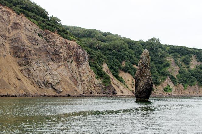Морская прогулка к острову Старичков на Камчатке - туры и экскурсии на Камчатку