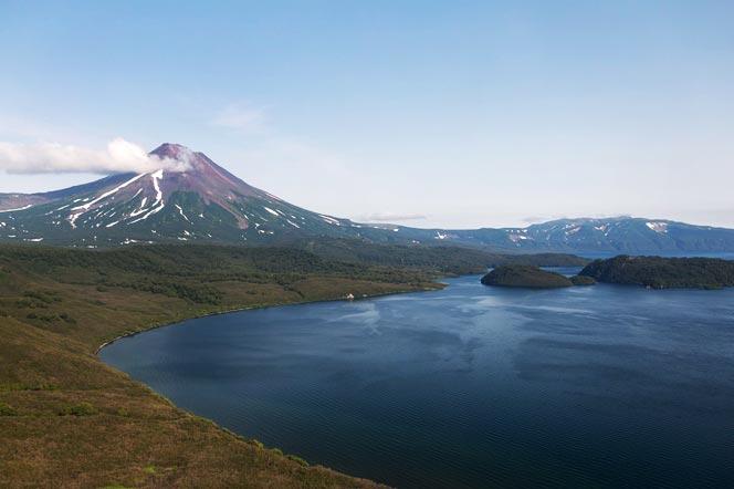 Озеро Курильское - туры и экскурсии на Камчатке