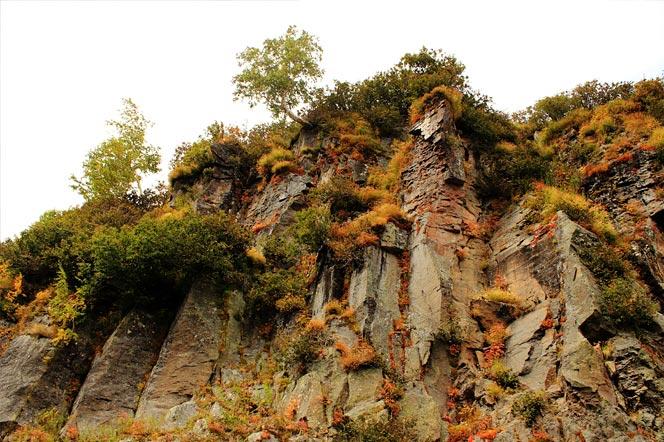 Водопад на ручье Спокойный - туры и экскурсии на Камчатке