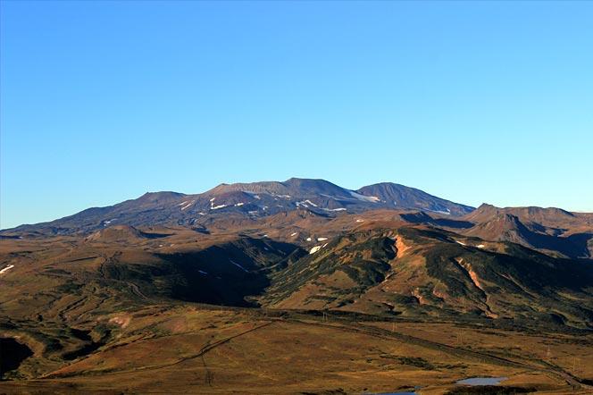 Восхождение на вулкан Горелый на Камчатке - Туры и экскурсии на Камчатке
