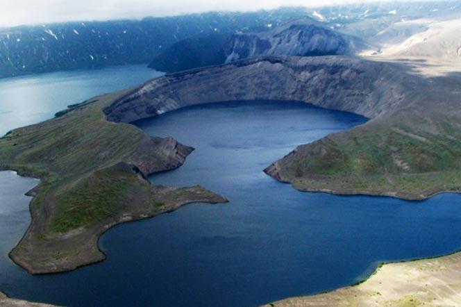 Вулкан Ксудач - туры и экскурсии на Камчатке