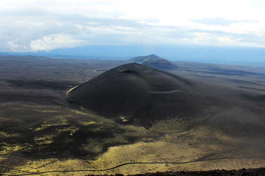 Тобачик - марсовые поля - туры и экскурсии на Камчатке