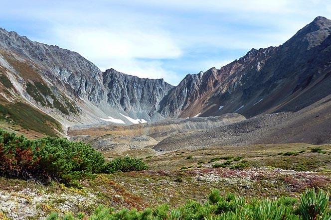 Вулкан Вачкажец - туры и экскурсии на Камчатке