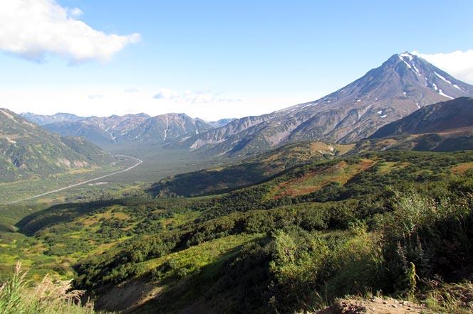 Вулкан Вилючинский на Камчатке - туры и экскурсии на Камчатке