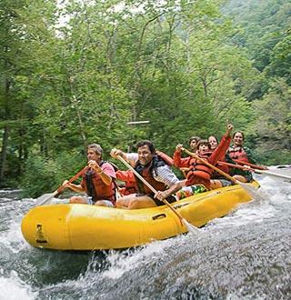 Сплавы по рекам Камчатки - туры и экскурсии по Камчатки