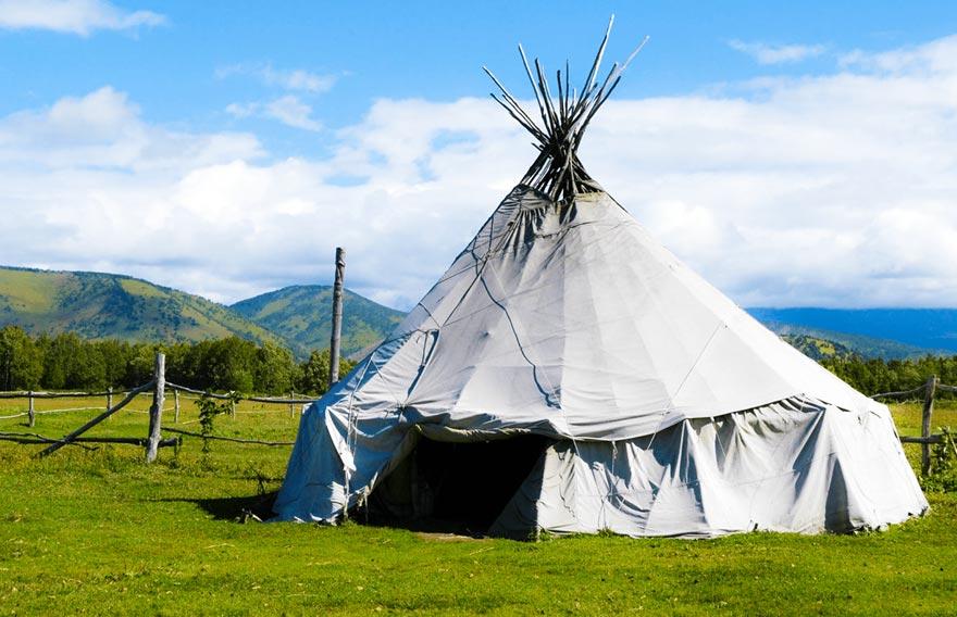 Стойбище Кайныран на Камчатке - туры и экскурсии на Камчатке