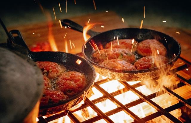 Кулинарное шоу - Вкус Камчатки - туры и экскурсии на Камчатке