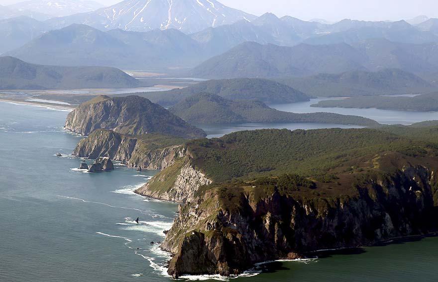 Морской круиз - Бухты Камчатки и Курильские острова - туры и экскурсии на Камчатке