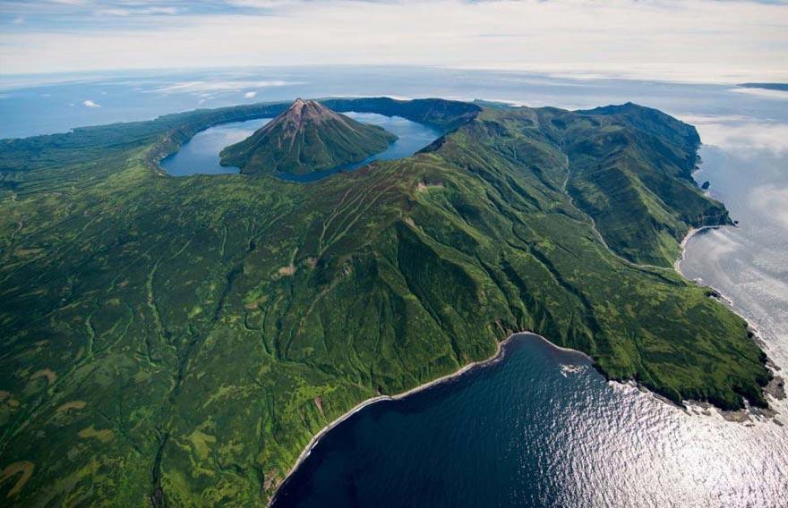 Курильские острова - туры и экскурсии на Камчатке