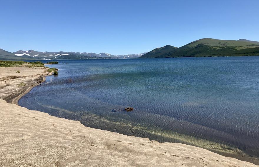 Озеро Толмачева на Камчатке - туры и экскурсии на Камчатке