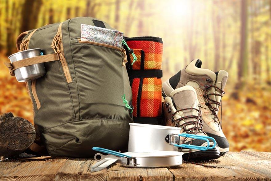 Необходимое снаряжение для походов и экскурсий на Камчатке - туры и экскурсии на Камчатке