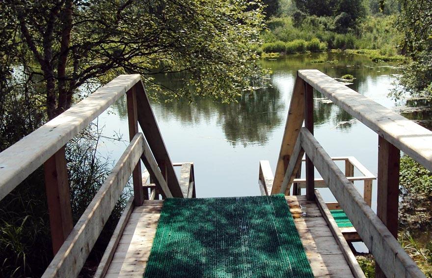 Зеленовские озерки - горячие источники на Камчатке - туры и экскурсии на Камчатке