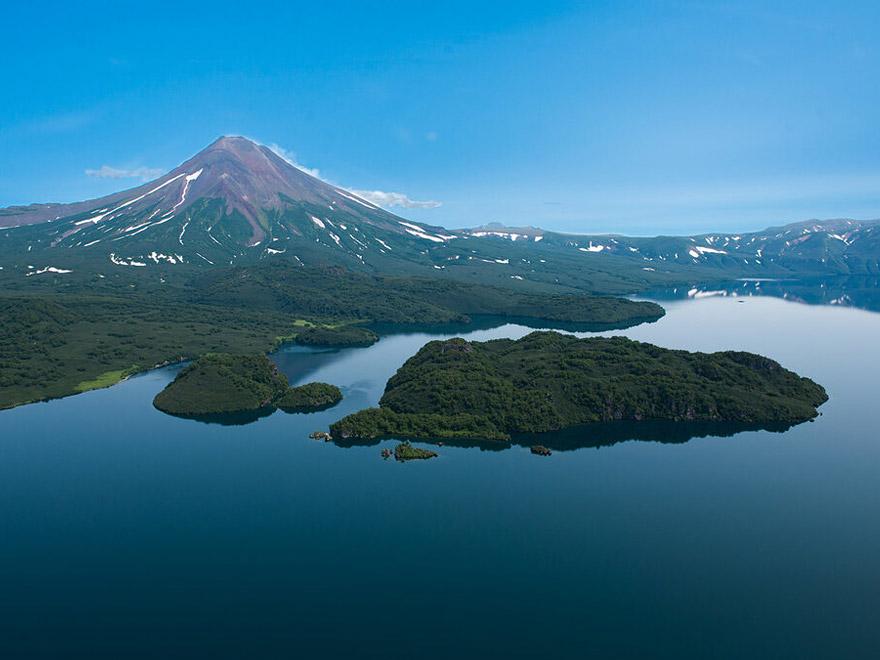 Курильское озеро на Камчатке - туры и экскурсии по Камчатке