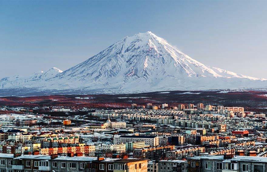 Зимний Петропавловск-Камчатский - туры и экскурсии на Камчатке
