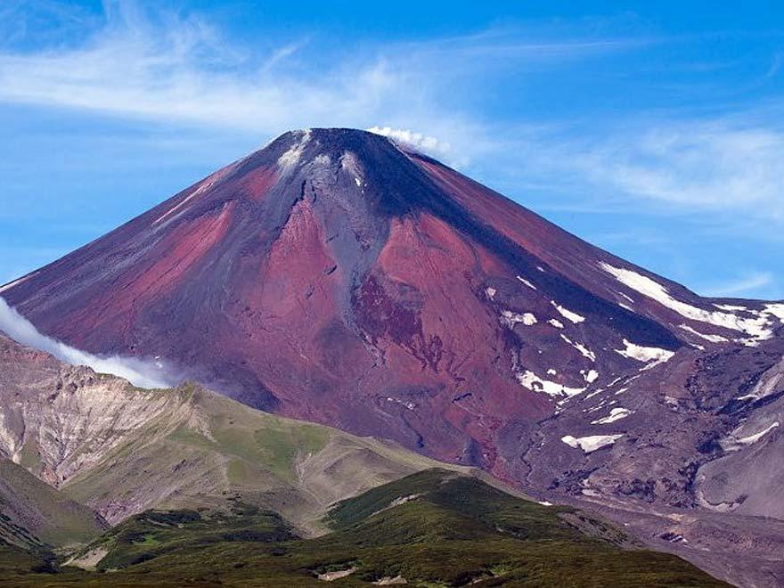 Вулкан Авачинский - восхождения, туры и экскурсии на Камчатке