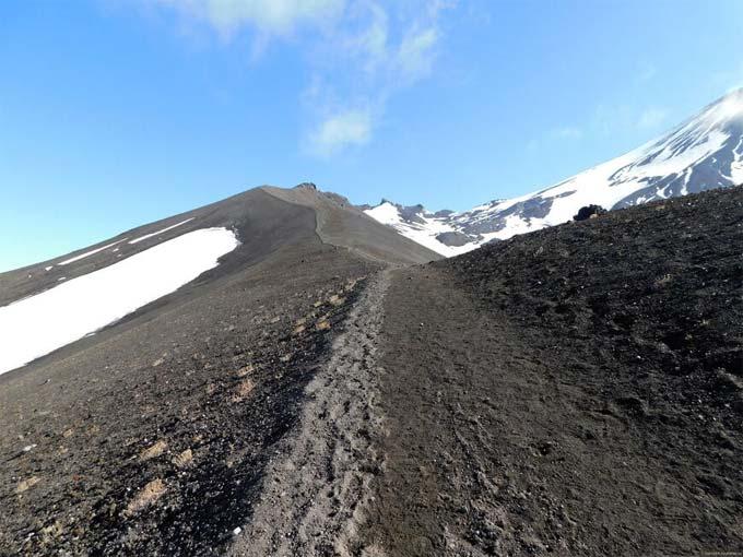 Авачинский вулкан - Восхождение - туры и экскурсии на Камчатке