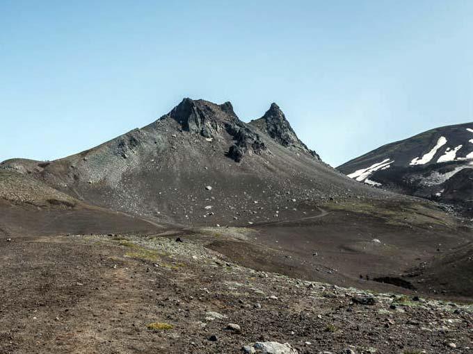 Гора верблюд на Камчатке - туры и экскурсии на Камчатке