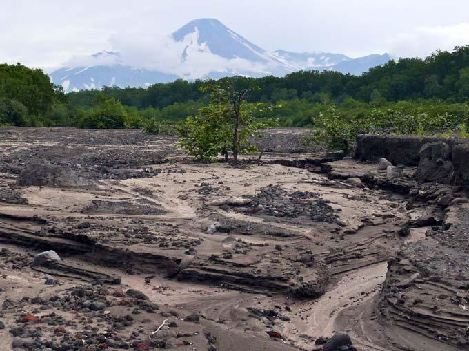 Сухая речка а Авачинскому перевалу - туры и экскурсии на Камчатку