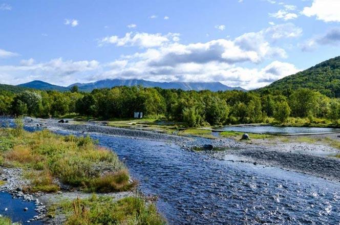 Малкинские горячие источник - туры и экскурсии на Камчатке