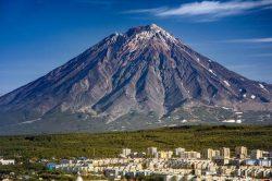 Петропавловск-Камчатский - вулкан Корякский - туры и экскурсии по Камчатке